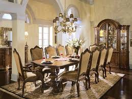 home design large round dining table seats 8 high with regard to