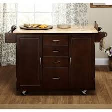 savannah black kitchen cart by home styles by home styles