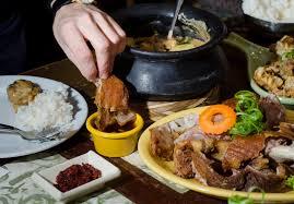 cuisine philippine local knowledge la mesa philippine cuisine broadsheet