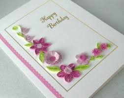 paper greeting cards best 25 quilling birthday cards ideas on quilling