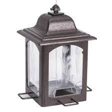 clear plastic window bird feeder birdscapes clear window feeder 348 the home depot