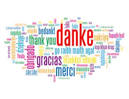 dankesspr che geburtstag danke schlagwortwolke vielen dank dankbarkeit schön sehr prof