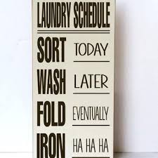 Decorating Laundry Room Walls Colorful Laundry Room Wall Decor