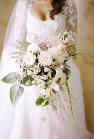 wedding flowers eucalyptus seasonal bouquets for a fall wedding brides