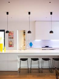 Pendant Lights For Kitchens by White Kitchen Pendants Houzz