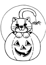 jack o lantern coloring pages coloring home