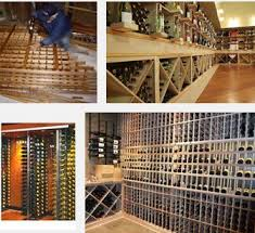 Wine Cellar Shelves - wine storage learning more about custom wine racks chicago