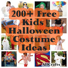 200 free kids halloween costume ideas u2013 allcrafts free crafts update