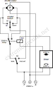 rolling shutter motor control sn74lv14apwr circuit diagram world