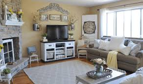 Living Room Coffee Tables by Farmhouse Living Room Decorating Ideas Black Wood Coffee Table