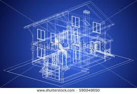 Residential Blueprints Residential Construction Stock Images Royalty Free Images
