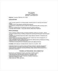 custodian resume template 6 free word pdf documents download