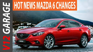new mazda prices australia new 2018 mazda 6 redesign release date and price youtube