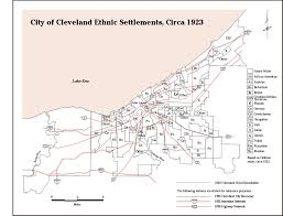 Cleveland Ohio Map by I01 Gif
