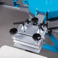 manual screen printing machine precision table u0026 bench top models