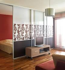 partial room divider creative dividers with wooden wall ideas as
