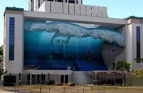 3d mural trompe l oeil incredible 3d wall art by john pugh twistedsifter