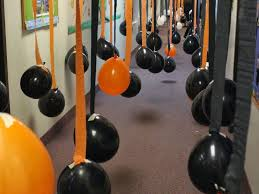 Scary Halloween Decorations For Office by Office 13 Scary Themes Office Halloween Decoration Ideas Haunt