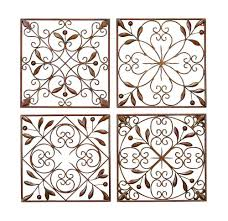 20 ideas of large wrought iron wall art wall art ideas