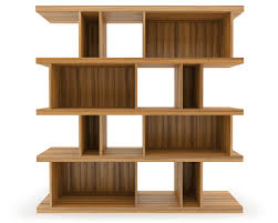 elias bookshelf mid century modern kure collection