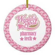 pharmacy tech ornaments keepsake ornaments zazzle