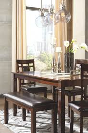 coviar dining room table set 6 cn corporate website of ashley