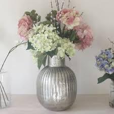Aluminium Vases Flower Lights In Vase