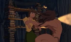 tarzan mowgli analysis disney