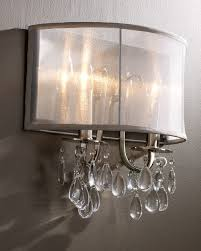 Non Electric Sconces Wall Sconce Ideas Hampton Wall Sconces With Crystals Simple