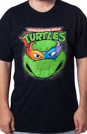 tmnt multi color mask shirt shirt list