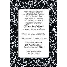 Invitation Card For New Year Invitation Wording To Retirement Party Invitation Ideas