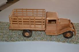Old Ford Truck Toddler Bed - 1929 ford stake bed truck