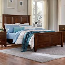Panel Bed Frame Artisan Post Artisan Choices King Panel Bed Wayside Furniture