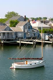 barnstable cat boat by howard boat works barnstable pinterest