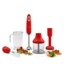 Kitchen Accessories In Red - kitchenspain new hand beater appliance by smeg