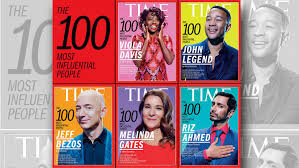 time releases annual list 100 most influential people