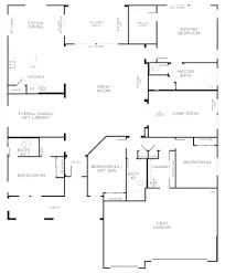 nice home designs single story floor plans one house and corglife