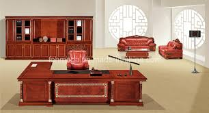 China Luxury Presidential Table Luxury King Throne Royal Office - Luxury office furniture