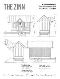 Four Lights Tiny House Tiny House Cost U2022 Nifty Homestead
