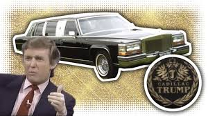 Opulence I Has It How Donald Trump Got Cadillac To Build Him The Most Opulent Limo Ever