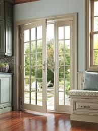 patio doors slidingio door with dog exterior doors home depot