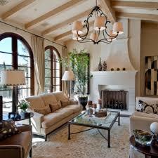 Living Room Ceiling Ls California Mediterranean Eclectic Living Room San Francisco