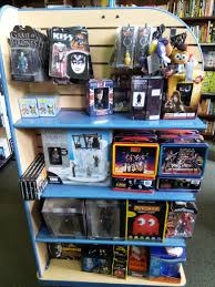 store check licensed offerings at b n the licensing letter if you think that just one pop up stand for funko seems odd but just look at the retro arcade gamestation systems at the bottom what are they doing there