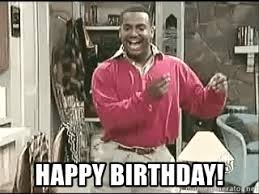Carlton Meme - happy birthday carlton dance meme generator