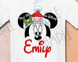 shirt disney mickey mouse merry christmas printable iron