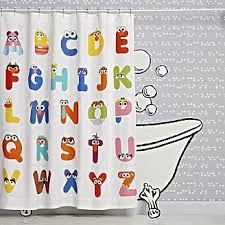 Childrens Shower Curtains Bath Crate And Barrel