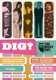 events night owl retro bar and club birmingham