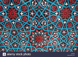 Ottoman Tiles Ottoman Tiles Stock Photo 94088456 Alamy