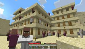 minecraft what is the most efficient village housing layout