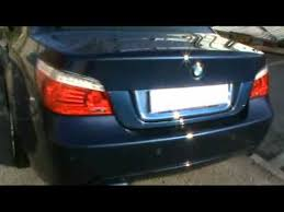2008 bmw 523i bmw for sale in portsmouth hshire 2008 523i m sport saloon blue